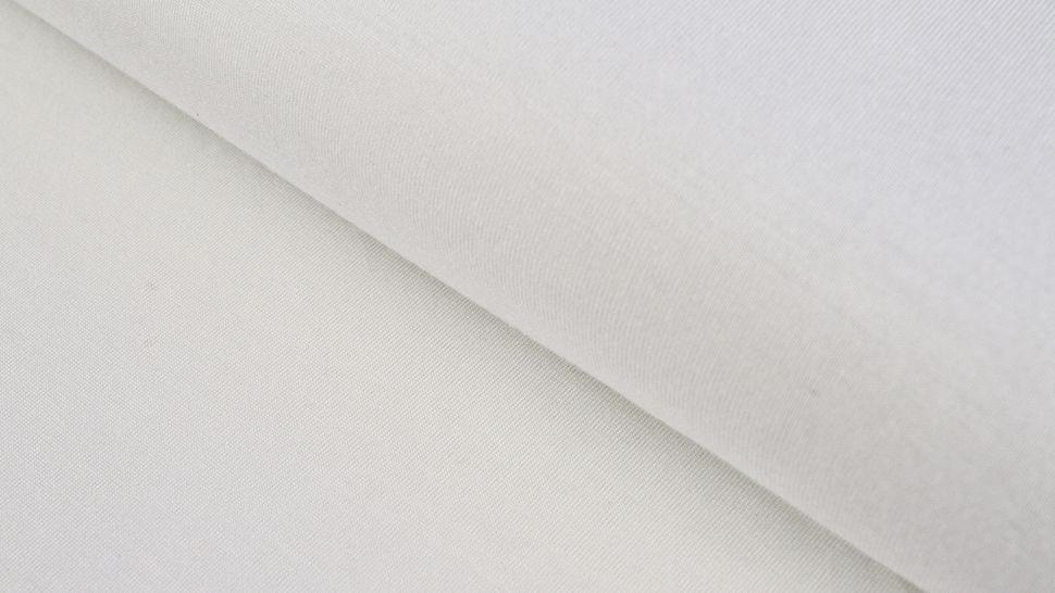 Modalstoff offwhite uni - 145 cm im Makerist Materialshop - Bild 1