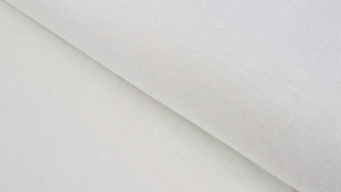Modalstoff offwhite uni - 145 cm im Makerist Materialshop