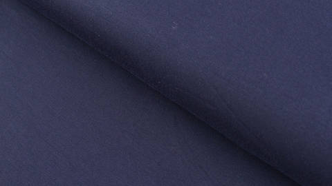 Modalstoff navy uni - 145 cm im Makerist Materialshop