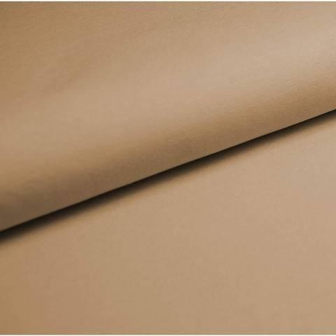 Bündchenstoff Uni: beige - 35 cm im Makerist Materialshop