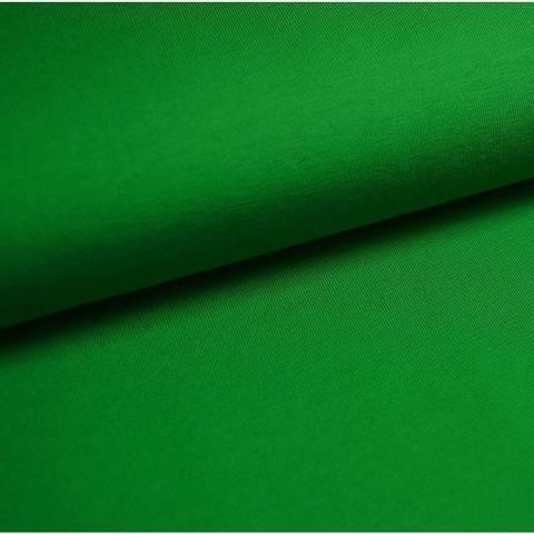 Bündchenstoff Uni: maigrün - 35 cm im Makerist Materialshop