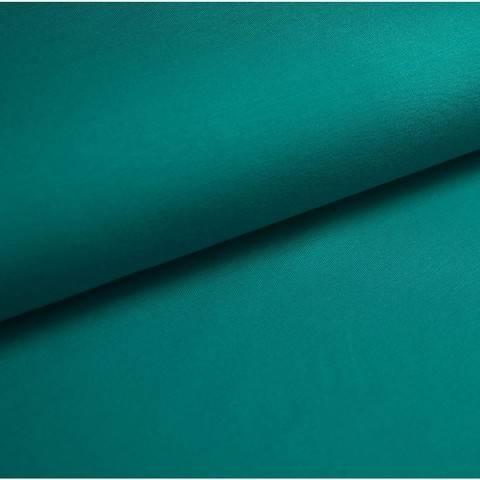 Bündchenstoff Uni: jade - 35 cm im Makerist Materialshop