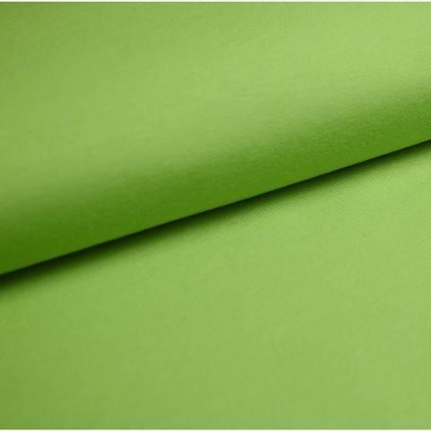Bündchenstoff Uni: apfel - 35 cm im Makerist Materialshop