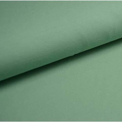 Bündchenstoff Uni: lind - 35 cm im Makerist Materialshop