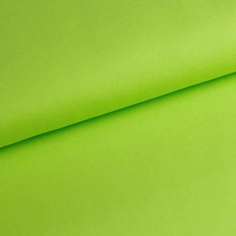 Bündchenstoff Uni: lime - 35 cm im Makerist Materialshop