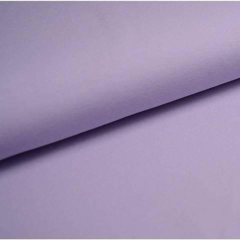 Bündchenstoff Uni: flieder - 35 cm im Makerist Materialshop