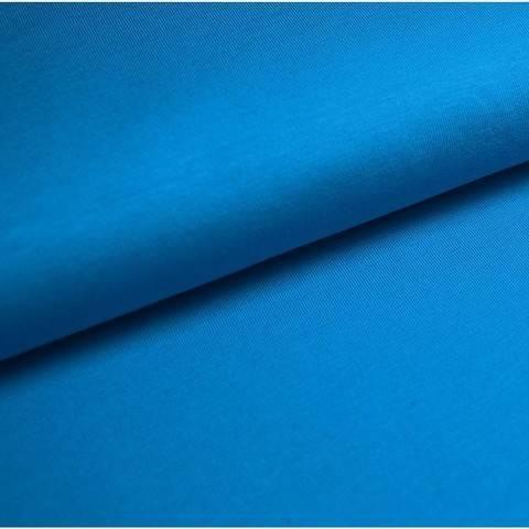 Bündchenstoff Uni: türkis - 35 cm im Makerist Materialshop
