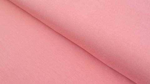 Modalstoff rosa uni - 145 cm im Makerist Materialshop