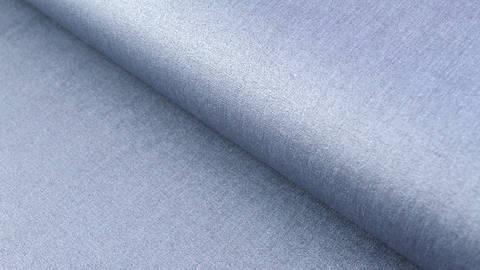 Beschichtetes Wachstuch jeansblau: Luisa - 155 cm im Makerist Materialshop