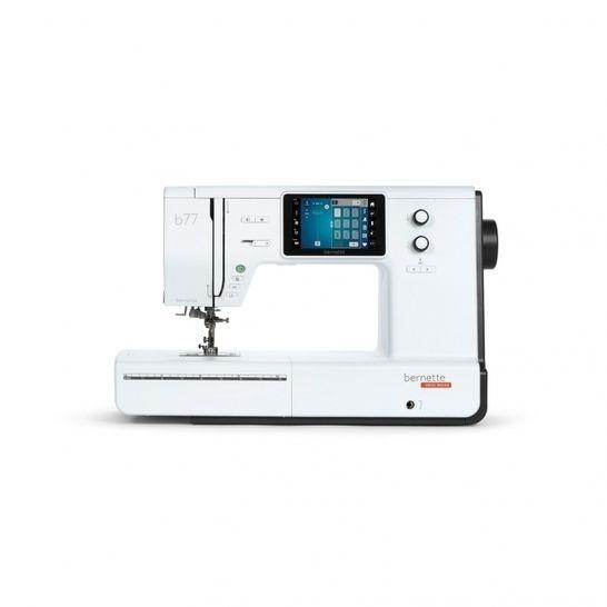 Nähmaschine BERNETTE b77 im Makerist Materialshop - Bild 1