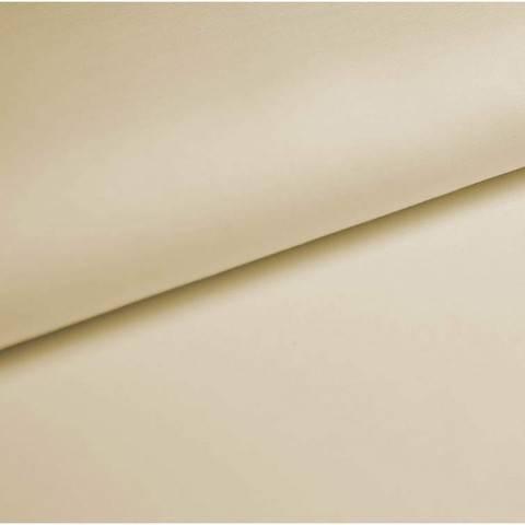 Baumwolljersey Uni: creme - 150 cm im Makerist Materialshop