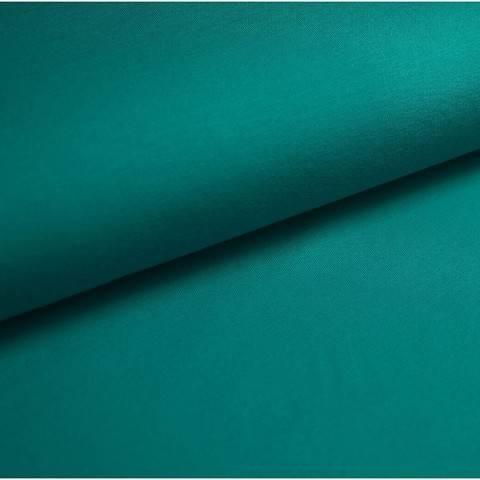 Baumwolljersey Uni: jade - 150 cm im Makerist Materialshop