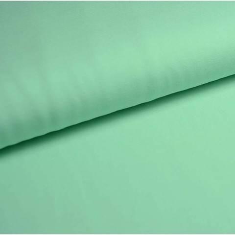Baumwolljersey Uni: mint - 150 cm im Makerist Materialshop