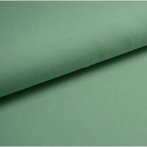 Baumwolljersey Uni: lind - 150 cm im Makerist Materialshop