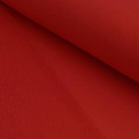 French Terry Uni aufgeraut - signalrot im Makerist Materialshop