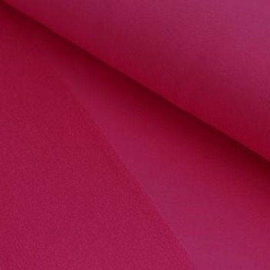 French Terry Uni aufgeraut - pink im Makerist Materialshop - Bild 1