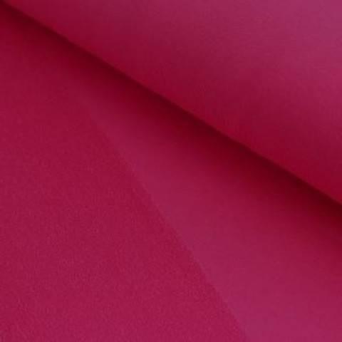 French Terry Uni aufgeraut - pink im Makerist Materialshop