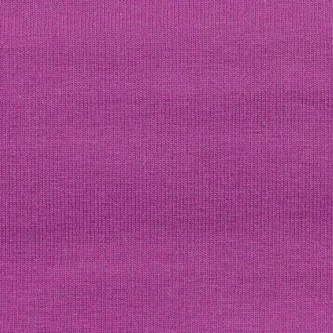 French Terry Uni aufgeraut - violett im Makerist Materialshop