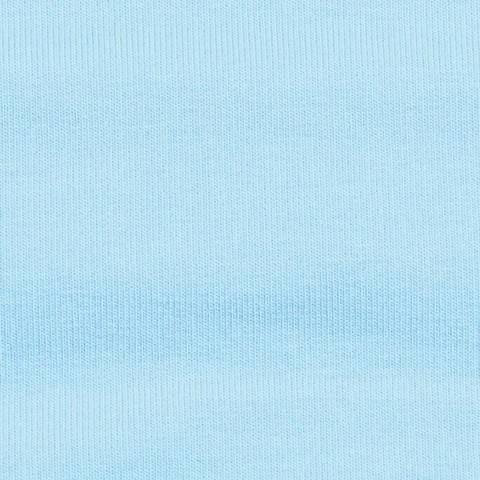 French Terry Uni aufgeraut - hellblau im Makerist Materialshop
