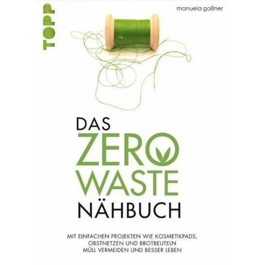 Das Zero-Waste-Nähbuch im Makerist Materialshop - Bild 1