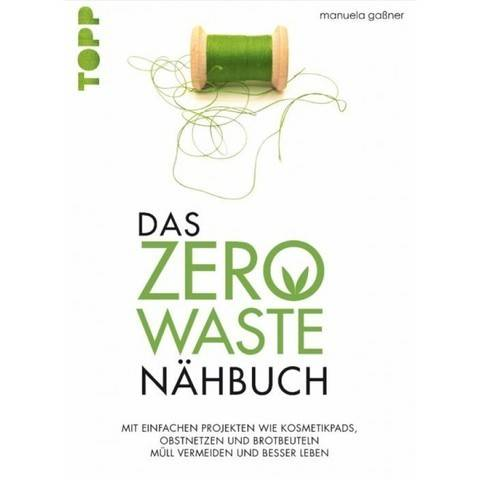 Das Zero-Waste-Nähbuch im Makerist Materialshop