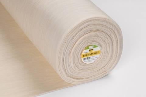 Vlieseline Volumenvlies natur: 278 Soya-Mix zum Einnähen - 152 cm im Makerist Materialshop