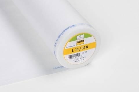 Vlieseline Näheinlage weiß zum Einnähen: L11 - 90 cm im Makerist Materialshop