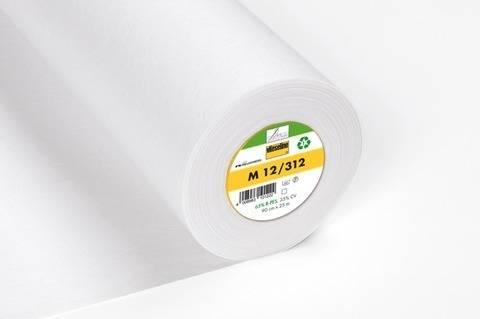 Vlieseline Näheinlage weiß zum Einnähen: M12 - 90 cm im Makerist Materialshop