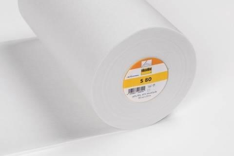 Vlieseline Schabracken-Einlage weiß zum Einnähen: S80 - 90 cm im Makerist Materialshop