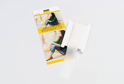 Vlieseline Vliesofix transparent: SB-Packung - 25 mm x 5 m  im Makerist Materialshop