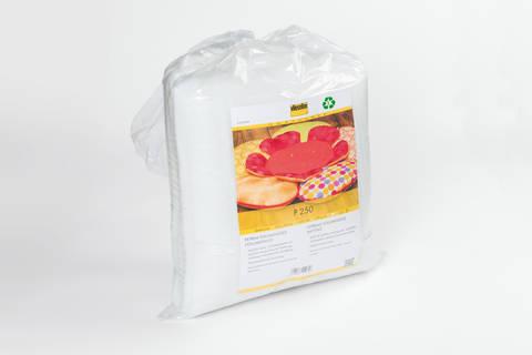 Vlieseline weißes Volumenvlies: P250 XXL 10 flammhemmend - 150x200 cm im Makerist Materialshop