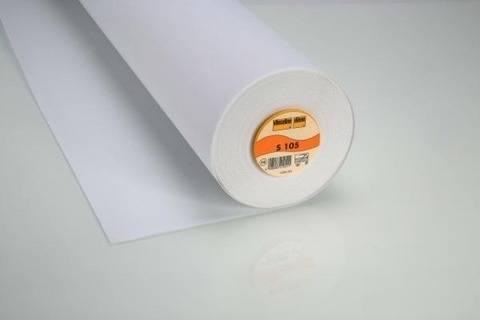 Vlieseline Schabracken-Einlage weiß zum Einnähen: S105 - 90 cm im Makerist Materialshop