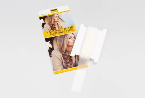Vlieseline Kantenband fixierbar weiß: SB-Packung - 20 mm x 5 m im Makerist Materialshop