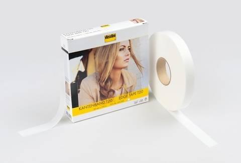 Vlieseline Kantenband fixierbar weiß: SB-Packung - 20 mm x 100 m im Makerist Materialshop