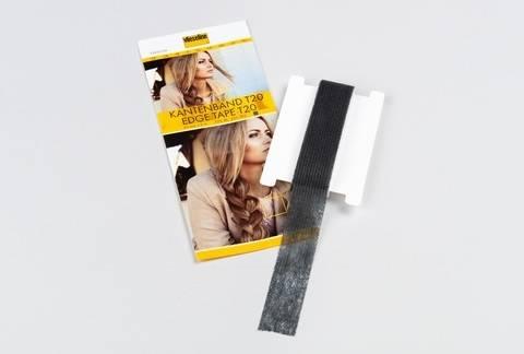 Vlieseline Kantenband fixierbar grafit: SB-Packung - 20 mm x 5 m im Makerist Materialshop