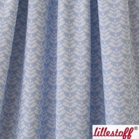 Lillestoff Bio-Jersey blue: Charlotta - 150 cm im Makerist Materialshop