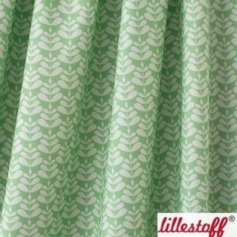 Lillestoff Bio-Jersey green: Charlotta - 150 cm im Makerist Materialshop
