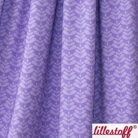 Lillestoff Bio-Jersey lilac: Charlotta - 150 cm im Makerist Materialshop
