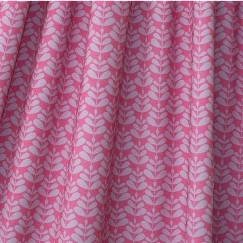 Lillestoff Bio-Jersey pink grey: Charlotta - 150 cm im Makerist Materialshop