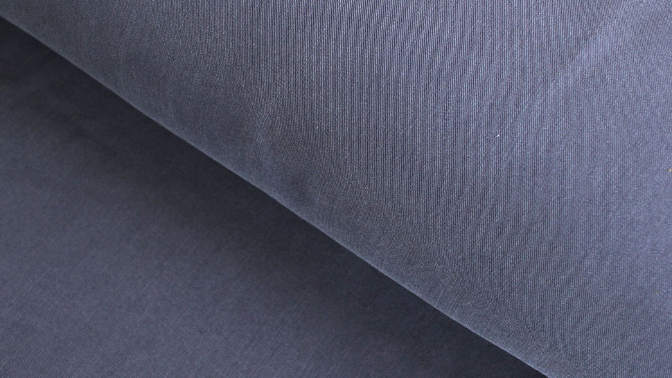 Tencel Twill navy uni - 145 cm im Makerist Materialshop - Bild 1