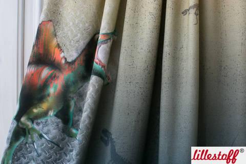 Lillestoff Rapport Bio-Jersey: Dino 1 - 160 cm im Makerist Materialshop