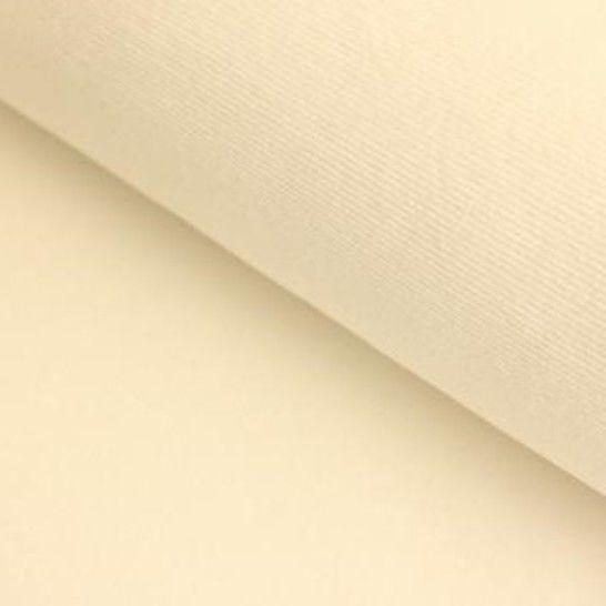 Cord-Jersey Conni von Hanabi - weiß im Makerist Materialshop - Bild 1