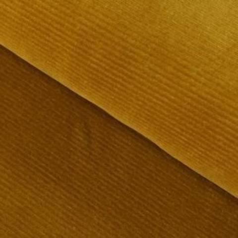 Cord-Jersey Conni von Hanabi - senf im Makerist Materialshop