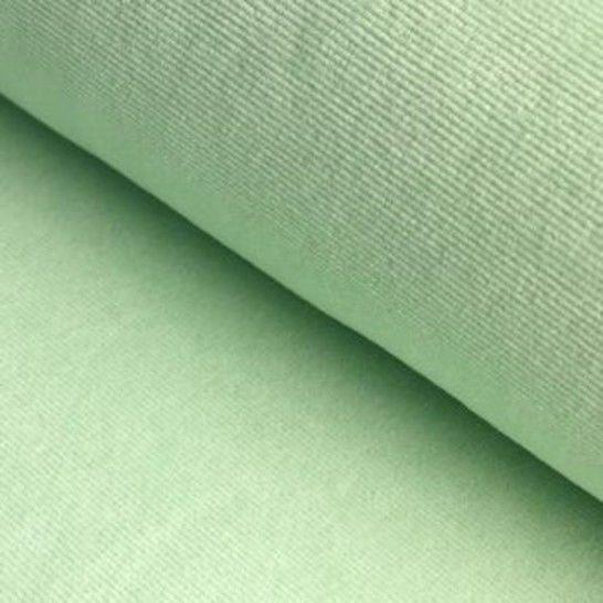 Cord-Jersey Conni von Hanabi -  hellgrün im Makerist Materialshop - Bild 1