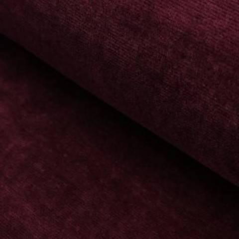 Cord-Jersey Conni von Hanabi - burgund im Makerist Materialshop