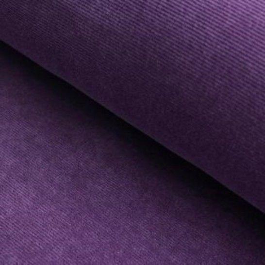 Cord-Jersey Conni von Hanabi - flieder im Makerist Materialshop - Bild 1