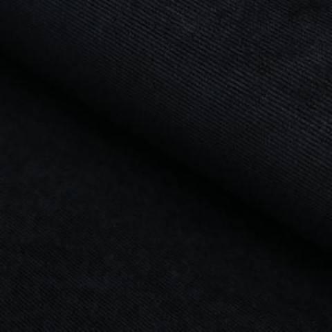 Cord-Jersey Conni von Hanabi - schwarz im Makerist Materialshop