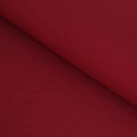 Bambusjersey weinrot uni - 160 cm im Makerist Materialshop - Bild 1