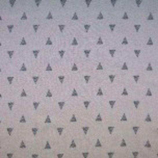 Viskose Leinen ecru von Hanabi: Triangles - 135 cm  im Makerist Materialshop - Bild 1