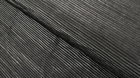 Plisseestoff glänzend schwarz - 150 cm im Makerist Materialshop